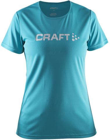 CRAFT LOGO женская футболка для бега