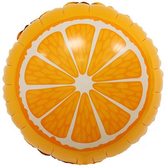 К Круг, Апельсин, Оранжевый, 1 шт.