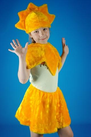 Карнавальный костюм Солнышко