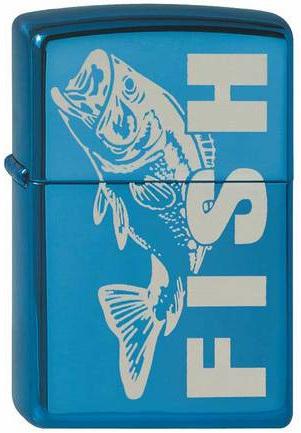 Зажигалка Zippo №20446 Fish
