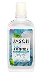 Ополаскиватель для полости рта с морской солью, Jason