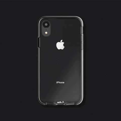 Прозрачный чехол Mous iPhone XR Case Clarity