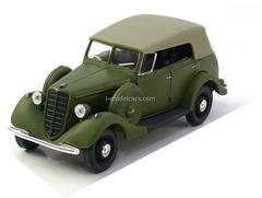 GAZ-61-40 1:43 Nash Avtoprom