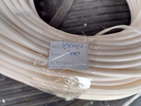 Трубка ТВ-40 (кембрик) 4,5 х 0,6 (200 м)