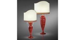 Italamp 8048 G Red OP — Настольный светильник