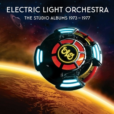 Electric Light Orchestra / Studio Albums 1973-1977 (5CD)