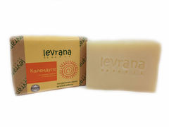 Levrana, Календула, натуральное мыло, 100гр