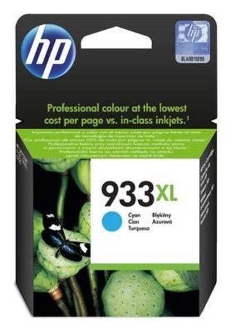 Картридж CN054AE (№933XL) для HP Officejet 6100, 6600, 6700, 7110, 7510, 7610, 7612 (голубой, 825 стр.)