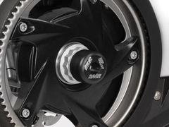 Слайдер заднего колеса BMW F 800 GT/S/ST черный