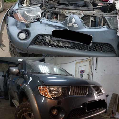 Кузовной ремонт фото-2