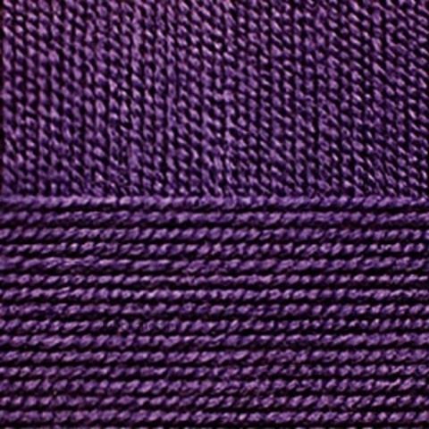 Пряжа АВСТРАЛИЙСКИЙ МЕРИНОС (Пехорка)698 Темно-фиолетовый