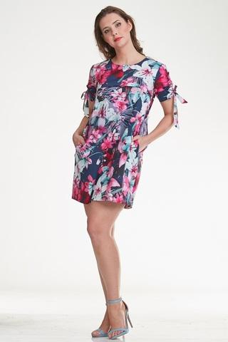 Платье 10298 лиловый