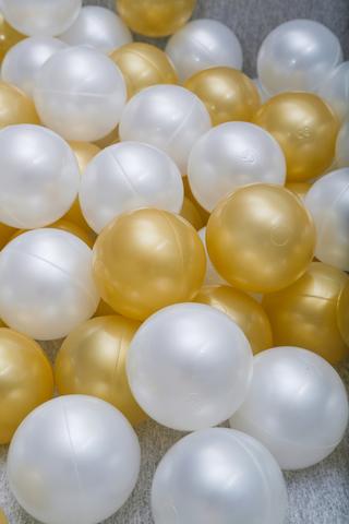 Комплект шаров для сухого бассейна Anlipool №3 (50 шт.)