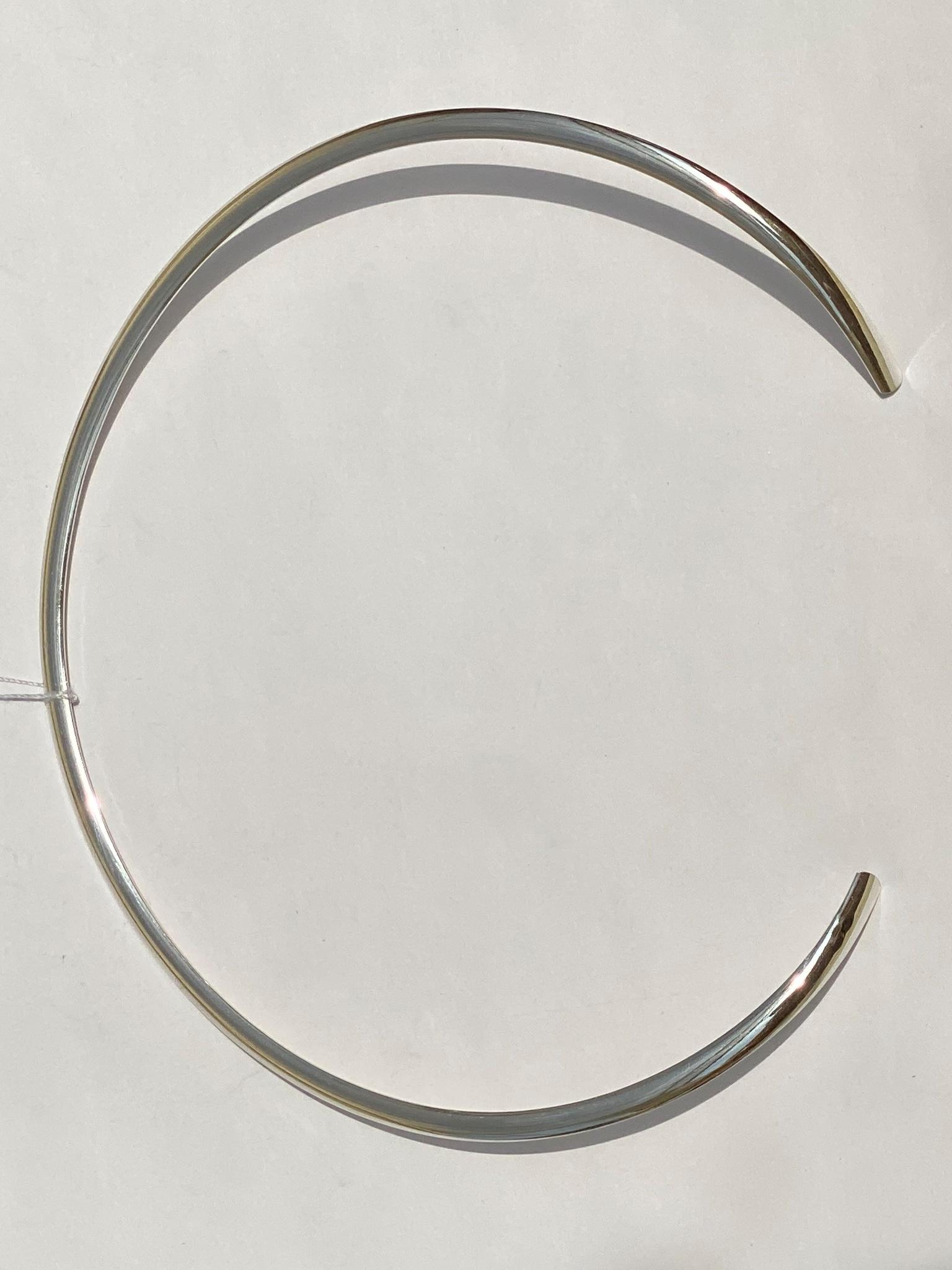 Гривна 0,5 (серебряное колье)