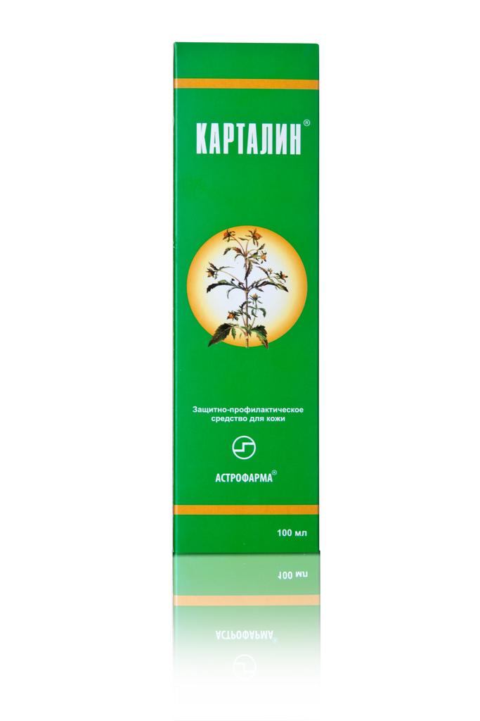 Карталин крем 100 мл.