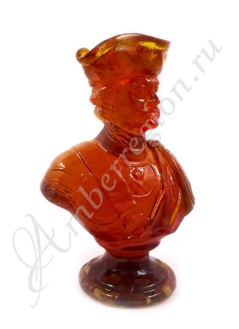 Сувенир бюст Петра I