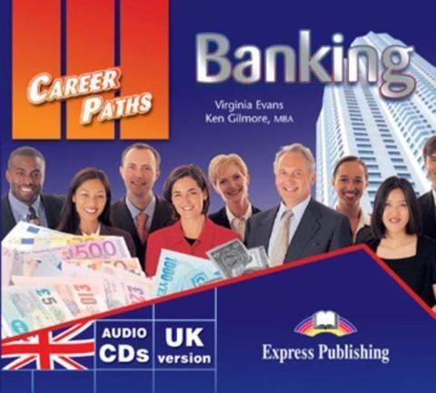 Banking (Audio CDs) - Диски для работы (Set of 2)