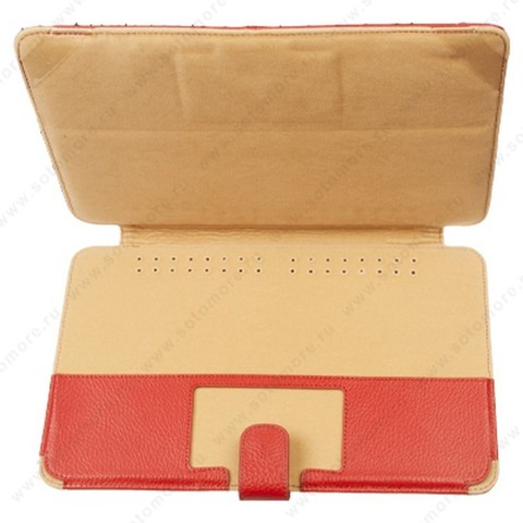 Чехол-книжка Guardian Angel для Apple MacBook Air 11 книжка-подставка красная