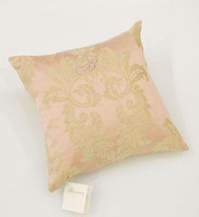 Подушка декоративная 42х42 Blumarine Premiere розовая
