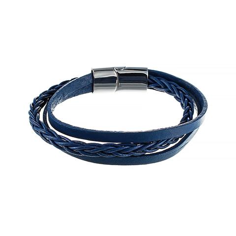 Кожаный браслет JV 149-0176