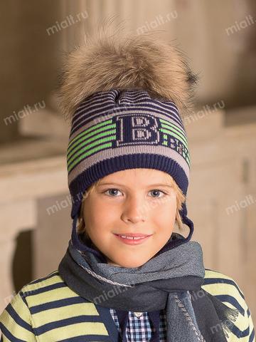 Зимняя шапка для мальчика Mialt B Boy