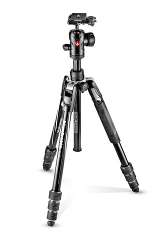 Manfrotto MKBFRTA4BK-BH Befree Advanced Travel Twist