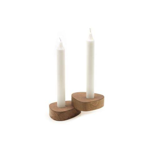 Фигурный подсвечник для высоких свечей