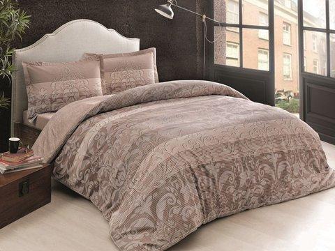 Комплект постельного белья Сатин семейный