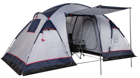 Каркасно-дуговая кемпинговая палатка FHM Cassiopeia 4