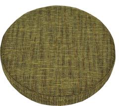 Зеленый Танцующий стул для офиса, рогожка