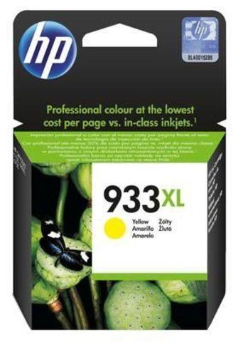 Картридж CN056AE (№933XL) для HP Officejet 6100, 6600, 6700, 7110, 7510, 7610, 7612 (желтый, 825 стр.)