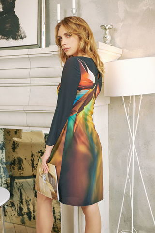 Платье З421-124