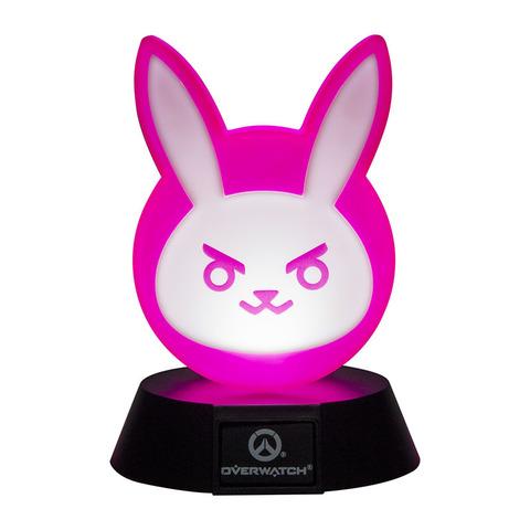 Светильник Overwatch: D.Va Bunny Icon Light