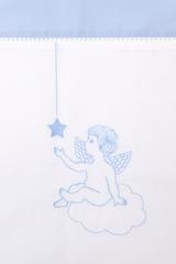 Чехол для бампера Angels голубой от Luxberry