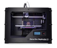 Фотография — 3D-принтер MakerBot Replicator 2