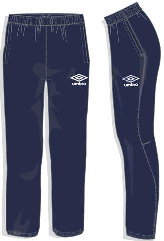 Спортивные брюки Umbro FW Fleece Pant 60197U(Y70)