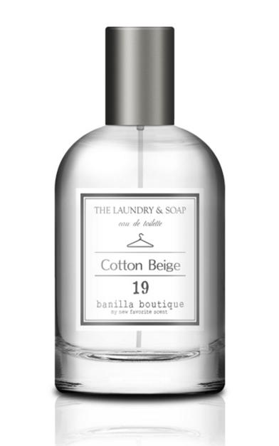 Купить туалетную Воду Фруктовый Аромат BANILLA BOUTIQUE Cotton Beige 19
