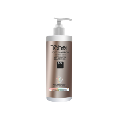 BOTANIC SOFT EFFECT SHAMPOO FOR DAMAGED AND COLOURED HAIR