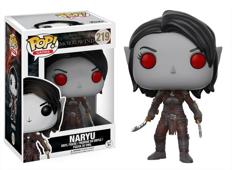Фигурка Funko POP! Vinyl: Games: The Elder Scrolls: Naryu 14330