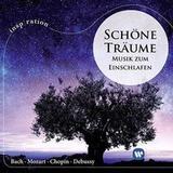 Сборник / Bach, Mozart, Chopin, Debussy: Schone Traume - Sweet Dreams, Music For Falling Asleep (CD)