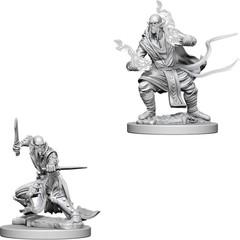 D&D Nolzur's Marvelous Unpainted Miniatures - Githzerai
