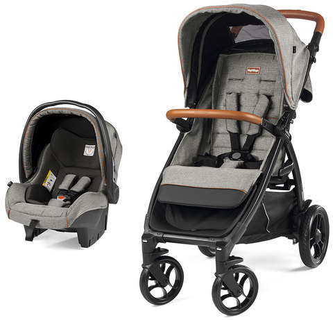 Коляска 2 в 1 Peg Perego Booklet 50 Travel System
