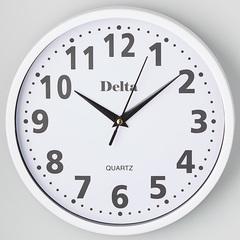 Часы настенные 25см DT7-0001