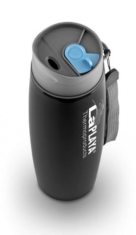Термокружка LaPlaya Thermo Mug SS Strap (0,5 литра), черная