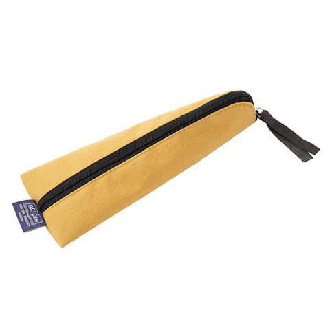 Пенал Midori Pencase S (Canvas Yellow)