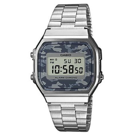 Купить Электронные наручные часы Casio A-168WEC-1E по доступной цене