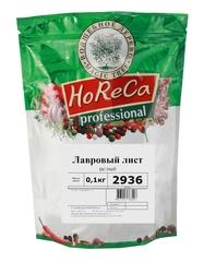 Лавровый лист целый ВД HORECA в ДОЙ-паке 0,1кг