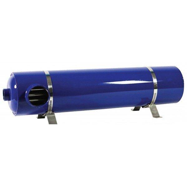 Теплообменник для бассейна (75 kw) (вертик.) HE75 Emaux