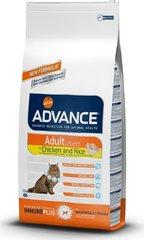 Корм для взрослых кошек, Advance Adult C&R, с курицей и рисом
