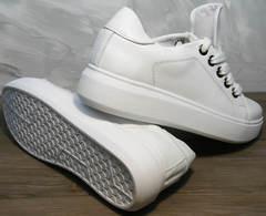 Кеды для девушек Molly shoes 557 Whate
